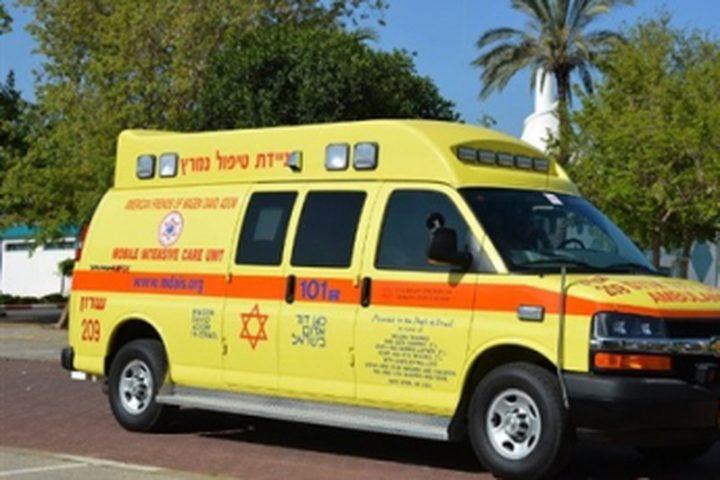 مصرع مشغل رافعة أثناء عمله في تل أبيب