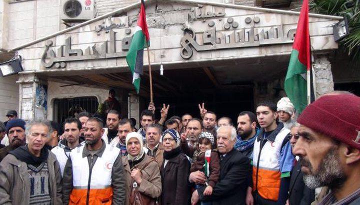 بدء عودة فلسطينيي مخيم السبينة بسورية لمنازلهم بعد منع 4 سنوات
