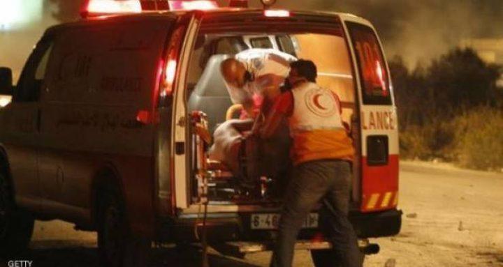 نابلس.. إصابة لطفل سقط عن علو (محدث)