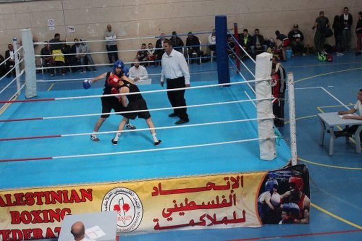 """نادي """"الباريو"""" يحصد أربع ميداليات في بطولة الأردن للملاكمة"""
