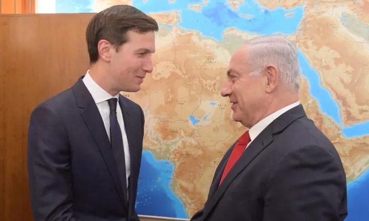 استئناف المحادثات بين واشنطن وتل أبيب بشأن نقل السفارة إلى القدس
