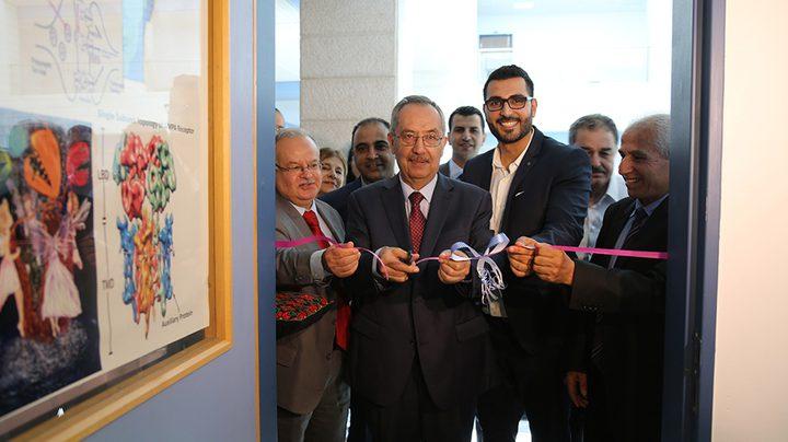 النجاح تفتتح مركز علم الأعصاب الأول من نوعه في فلسطين