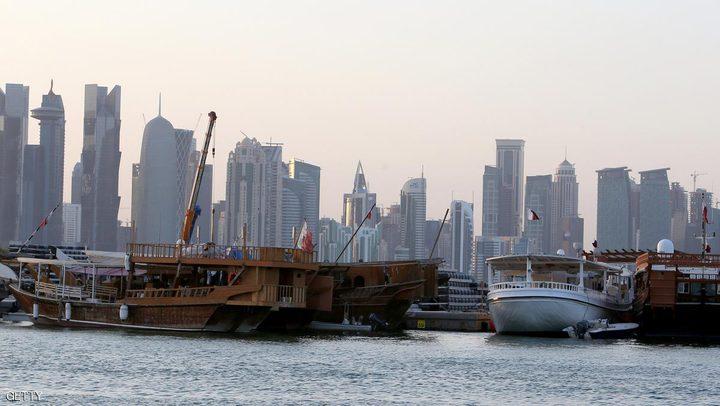 """""""فيتش"""" تتوقع تباطؤ النمو المحلي ونزوح الأموال من قطر"""