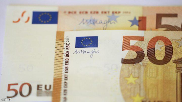 ارتفاع اليورو يؤذي الأسهم الأوروبية