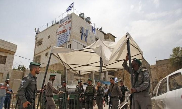 العليا تمهل المستوطنين أسبوعا لإخلاء منزل أبو رجب بالخليل