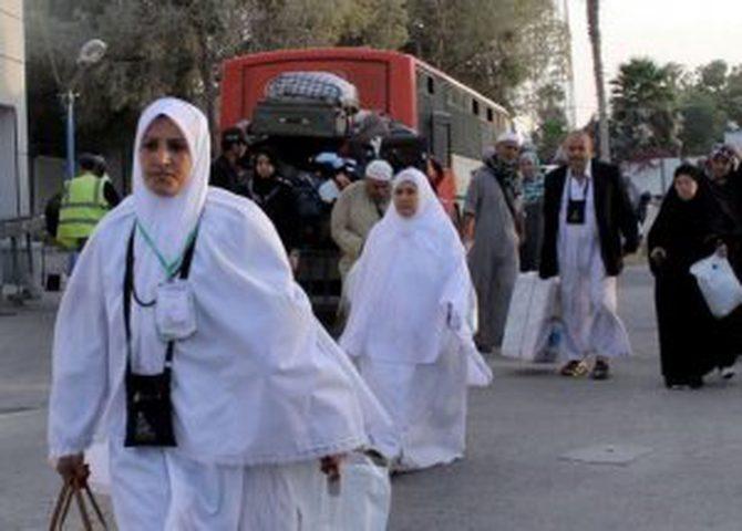 وصول الفوج الأول من مكرمة خادم الحرمين الشريفين لمكة