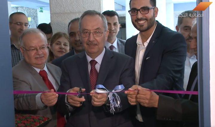 افتتاح مختبر علم الأعصاب في جامعة النجاح