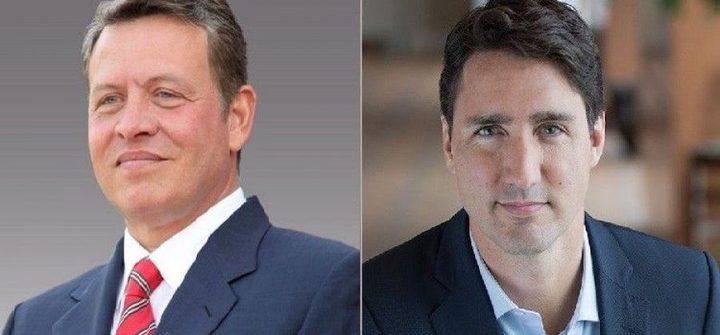 ملك الأردن يزور كندا اليوم للقاء ترودو