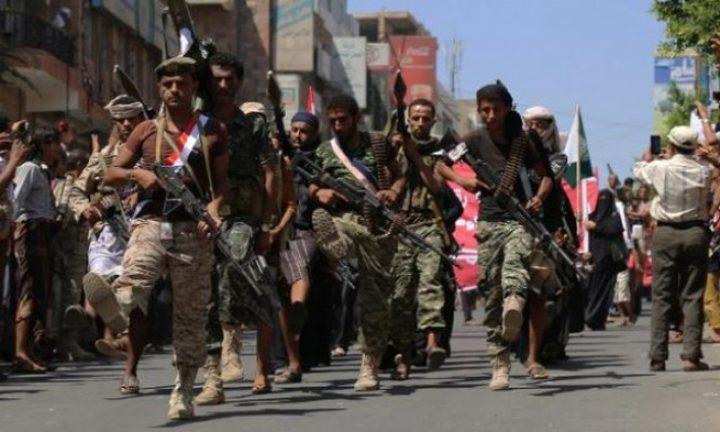 تحالف بتعز لإسقاط جماعة صالح والحوثي واستعادة الدولة