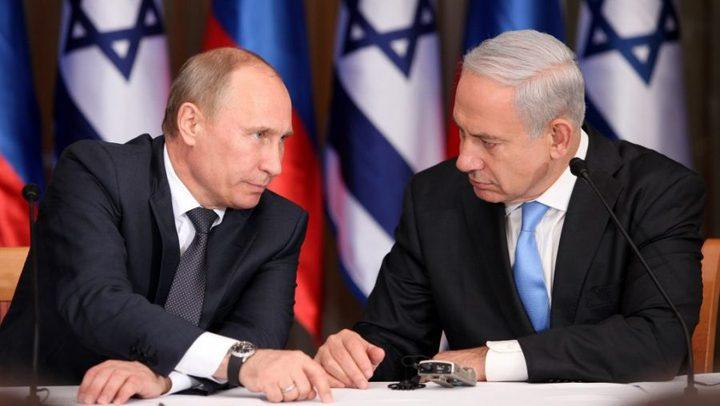 """كيف """"صفع"""" بوتين نتنياهو؟"""
