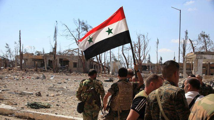الجيش السوري يتصدى لهجوم للنصرة في ريف حماة