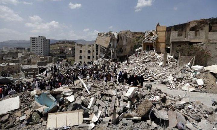 منظمات دولية تطالب بتحقيق دولي بجرائم الحرب  في اليمن