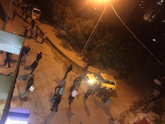 إصابة أربعة مواطنين بشجار جنوب غرب نابلس
