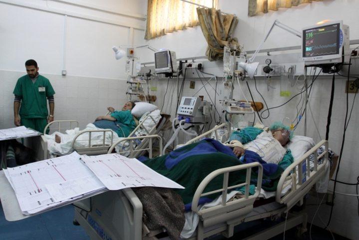 الميزان: وفاة 15 مريضا من قطاع غزة العام الجاري جراء ممارسات الاحتلال