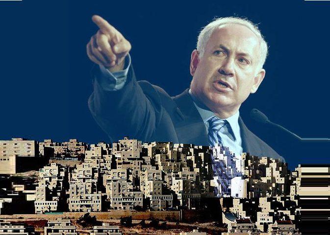 """نتنياهو """"يزرع"""" الاستيطان في الضفة ويقتلع """"السلام"""" !"""