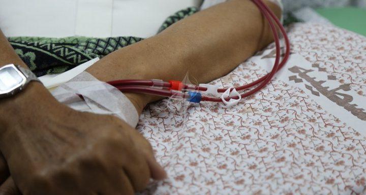 وفاة 15 مريضا من غزة جراء ممارسات الاحتلال