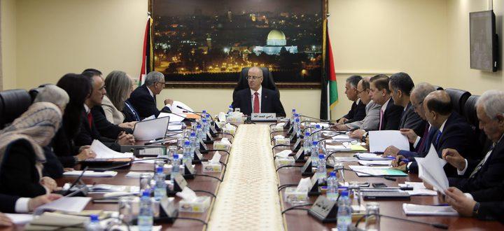مجلس الوزراء يرحب بزيارة الأمين العام للأمم المتحدة إلى فلسطين