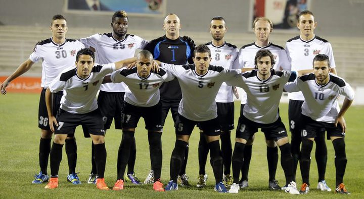 الأهلي الأردني يتعاقد رسميا مع لاعبين فلسطينيين