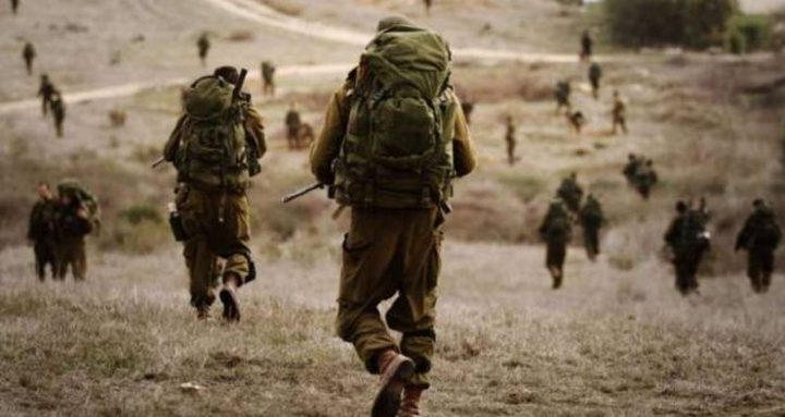 مناورات عسكرية تبدأ اليوم بمناطق غلاف غزة