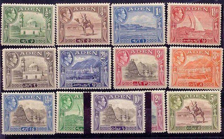 طوابع البريد