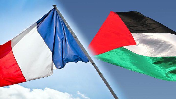 مستشارة الرئيس الفرنسي تؤكد تمسك بلادها بحل الدولتين