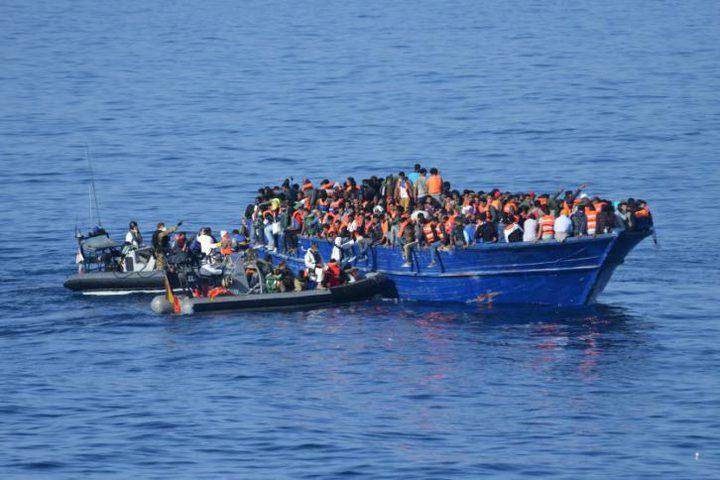 البحرية الليبية تنقذ أكثر من 500 مهاجر خلال يومين