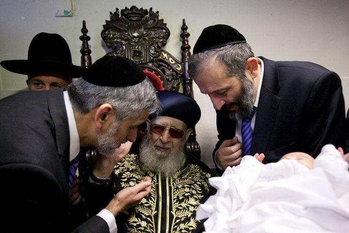 حاخام يهودي يكشف عن المزيد من الفتاوى العنصرية