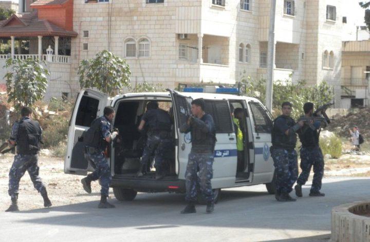 الشرطة تفض شجاراً بضواحي القدس