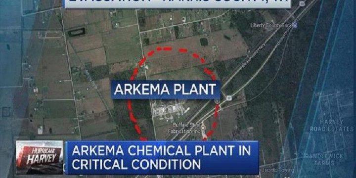 إنفجارات بمنشأة كيميائية بتكساس