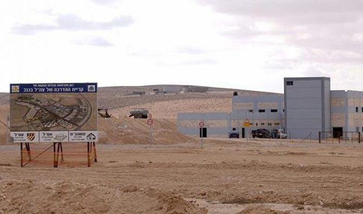 سرقة 15 ألف رصاصة من قاعدة عسكرية في النقب