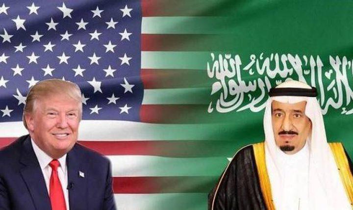 العاهل السعودي يناقش مع ترامب التهديد الإيراني لأمن المنطقة