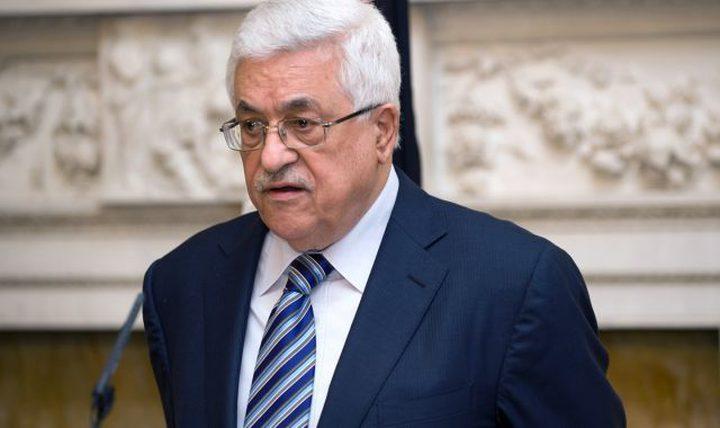 الرئيس يتلقى اتصالا من نظيره  الإسرائيلي لمناسبة العيد