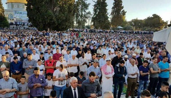 المفتي العام يحدد موعد صلاة العيد