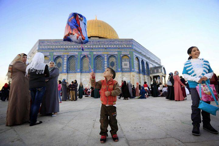 """""""فتح"""" تهنئ الشعب الفلسطيني بعيد الأضحى"""
