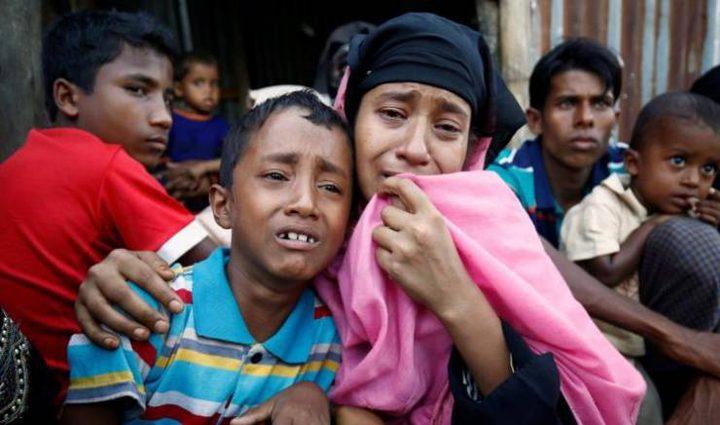 400 قتيل بمعارك عنيفة ضد الروهينغا بميانمار