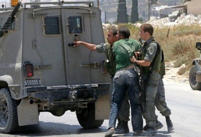 إعتقالات في رام الله وجنين