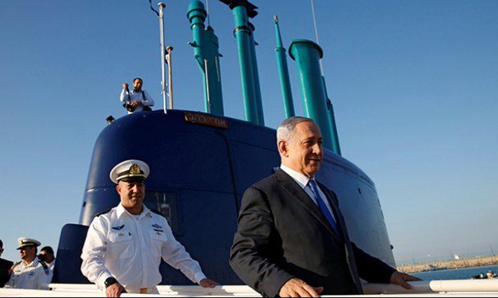 قضية الغواصات...توقيف موظف كبير في مكتب نتنياهو