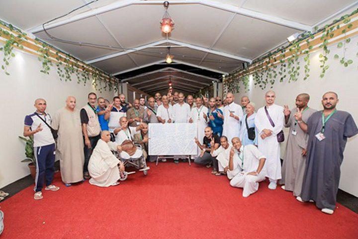 حجاج أسر شهداء مصر يشكرون الملك سلمان على استضافتهم لأداء مناسك الحج