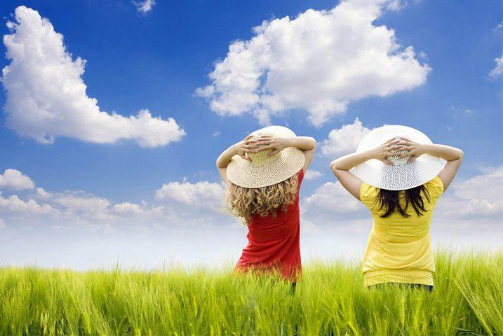 حالة الطقس: الحرارة أعلى من معدلها السنوي بحدود 5 درجات