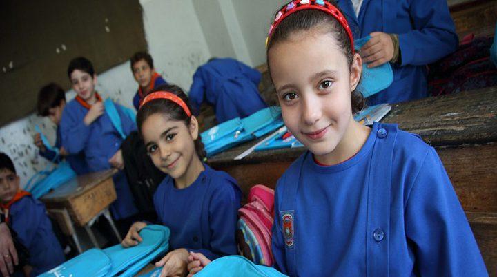 مدرسة اسرائيلية في سوريا!