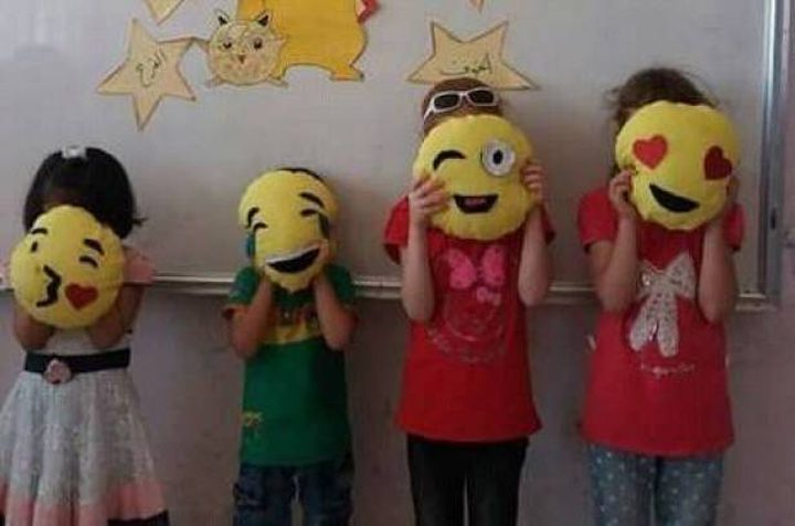 مدرسة إسرائيلية في إدلب السورية!