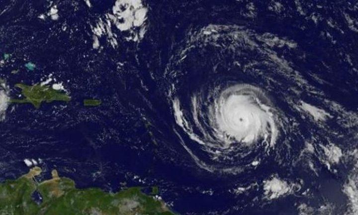 """إعلان الطوارئ بالكاريبي وفلوريدا تحسبًا لإعصار """"إيرما"""""""