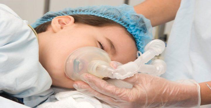 هل يؤثر التخدير سلبا على مخ الأطفال؟