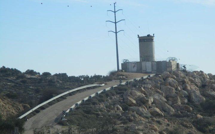 الاحتلال يشرع بأعمال توسعة جنوب بيت لحم
