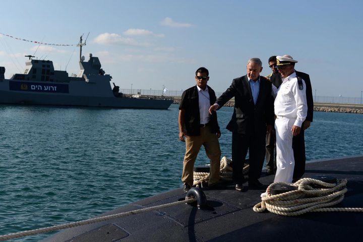 الموافقة على إستدعاء وزير الطاقة الإسرائيلي في قضية الغواصات
