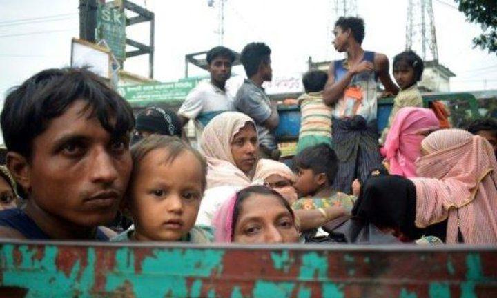 جيش ميانمار يحرق جثث الروهينغا لطمس أدلة مجازره