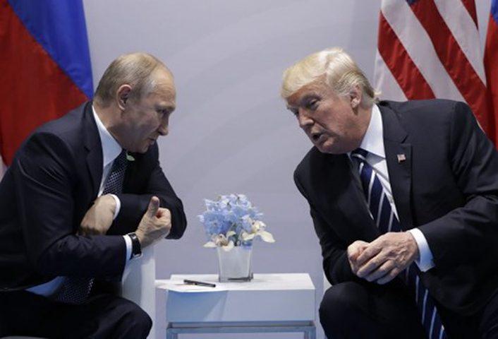 بوتين: ترمب ليس خطيبتي