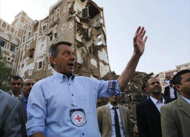 مسؤول الصليب الاحمر سيناقش مع قادة حماس تطورات تبادل الاسرى