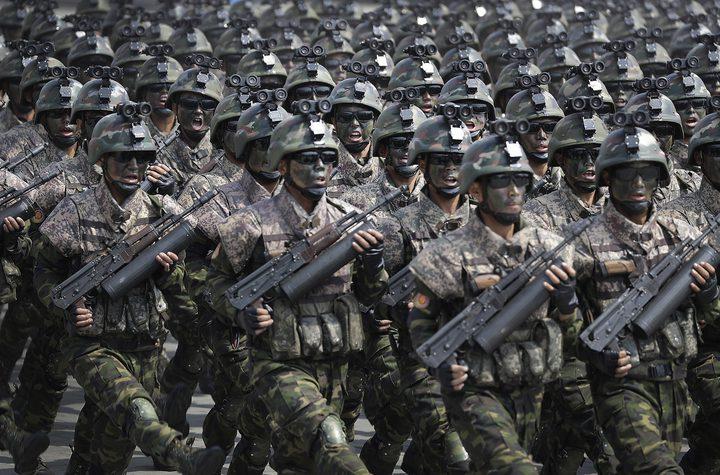 روسيا تطالب واشنطن بضبط النفس بشأن كوريا الشمالية