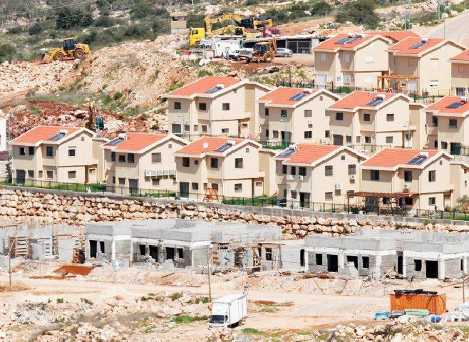 الاحتلال يصادق على بناء اربعة آلاف وحدة استيطانية بالقدس